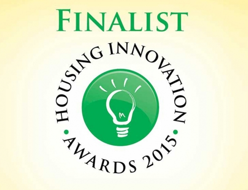 Footprint Solutions are double finalists at the Housing Innovation Awards 2015