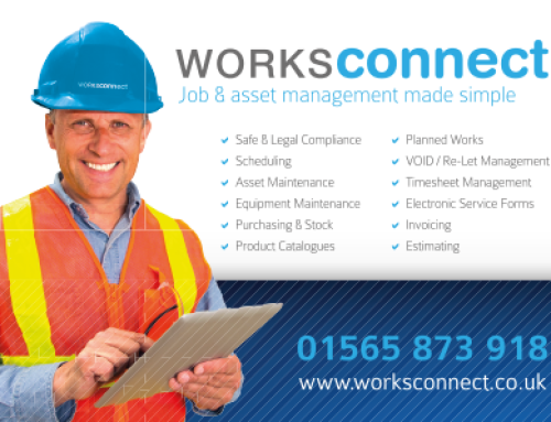 Housing Support Pro to Demo Works Connect at Repairs and Maintenance Conference