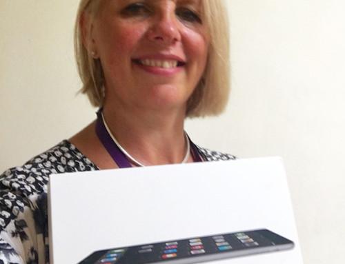 CIH iPad winner 2016!