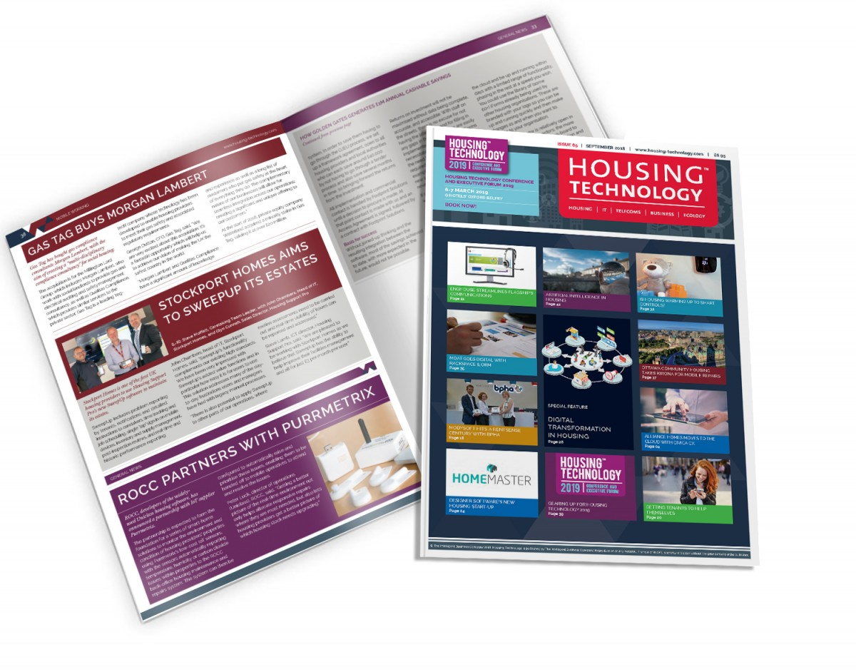 Sweep Up Stockport Homes Case Study
